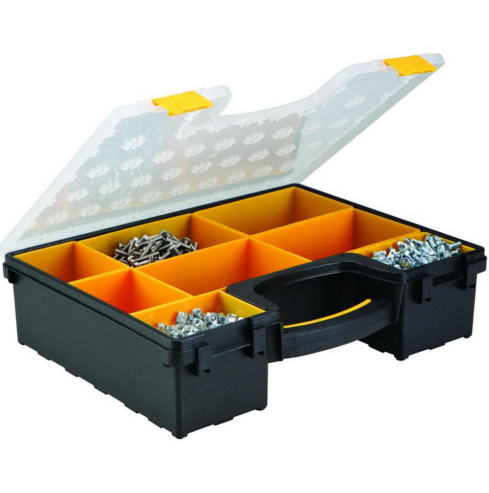 Portable Parts Organizer Box