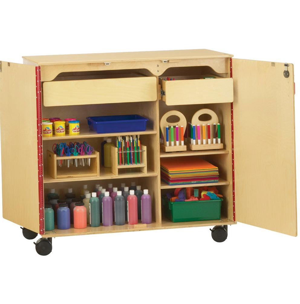 School Supply Organizer For Home