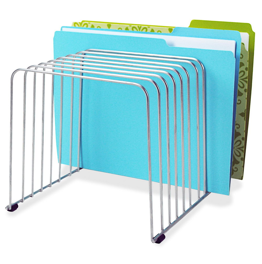 Step File Organizer Rack