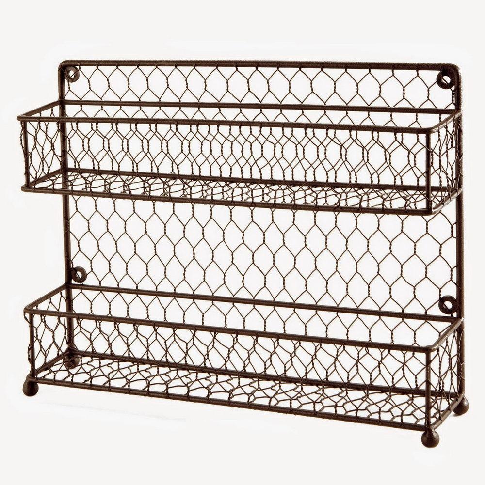 Wire Basket Organizer Kitchen