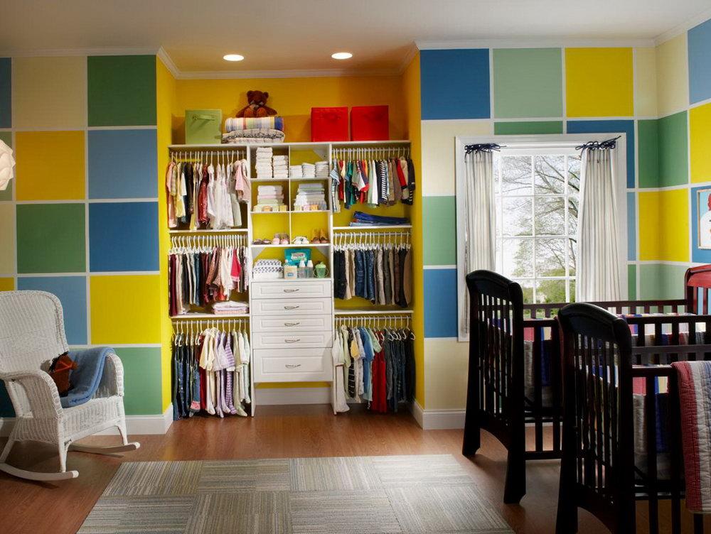 Baby Boy Closet Dividers