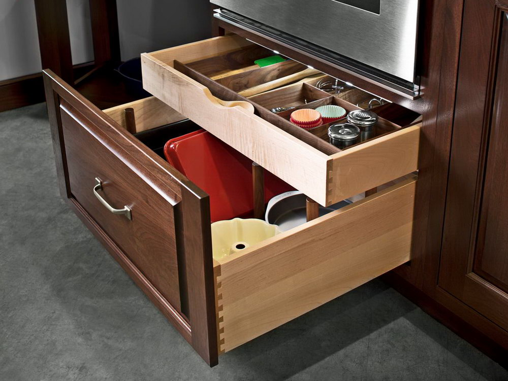 Best Drawer Organizer Kitchen