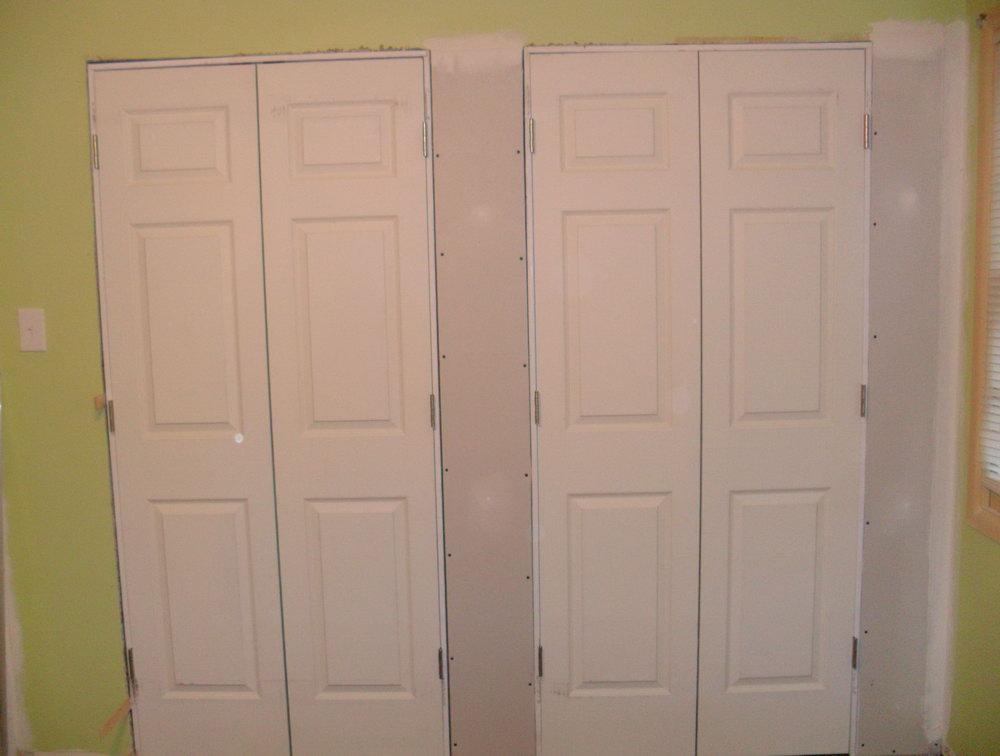 Bifold Closet Door Pulls