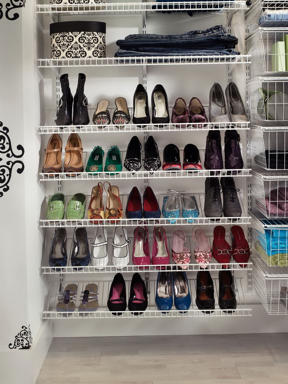 Closet Storage Ideas Shoescloset Storage Ideas Shoescloset Storage Ideas Shoes