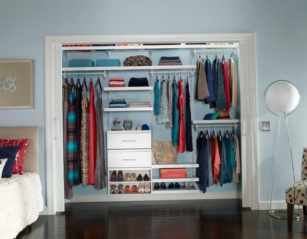 Closet Storage Systems Ikea