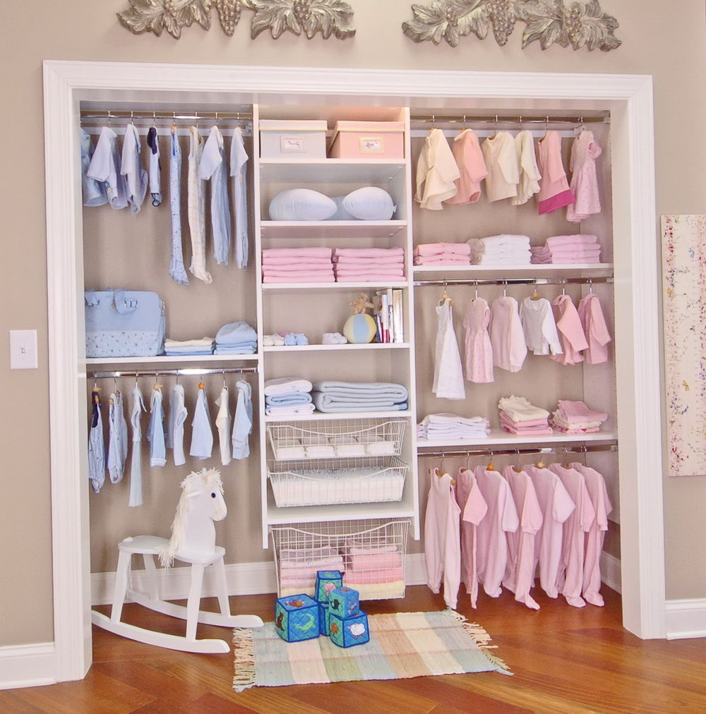 Closets By Design For Kids