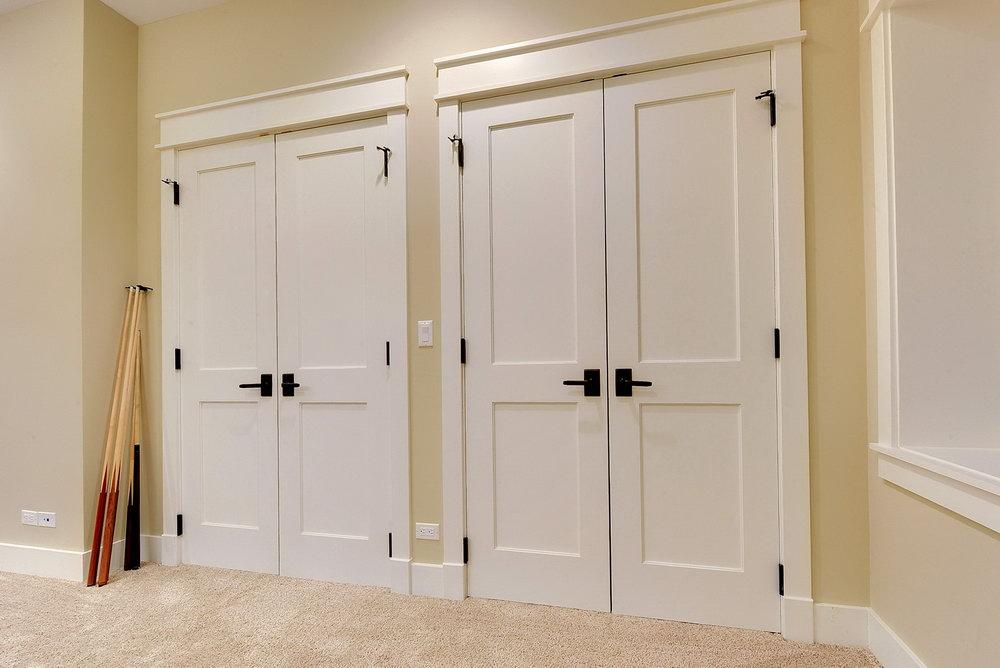 Custom Closet Doors Home Depot