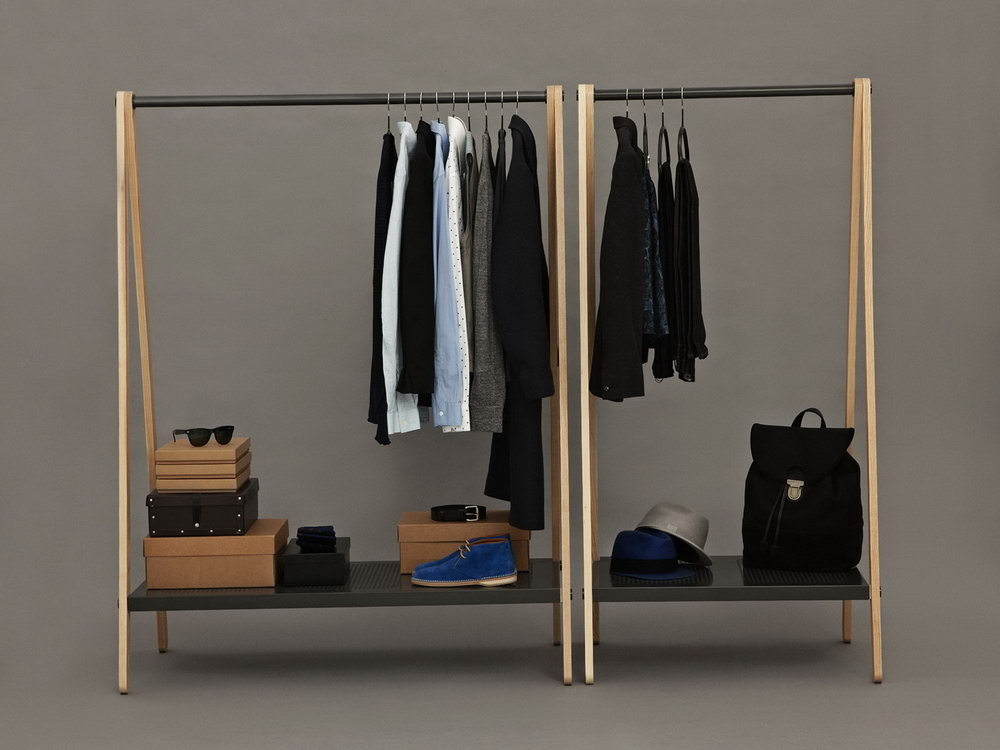 Free Standing Closet Systems