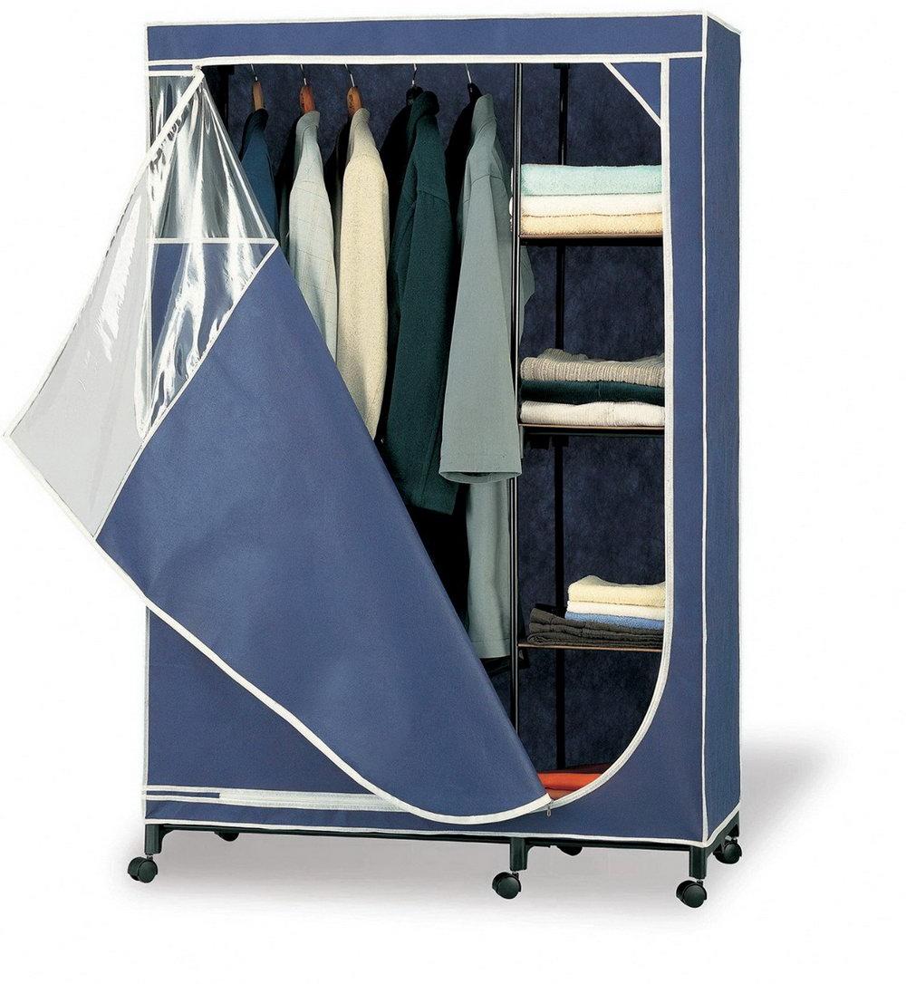 Free Standing Closet Wardrobe