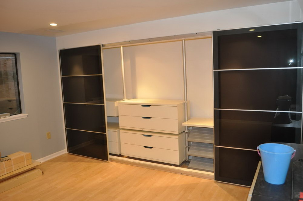 Ikea Closet Doors Hack