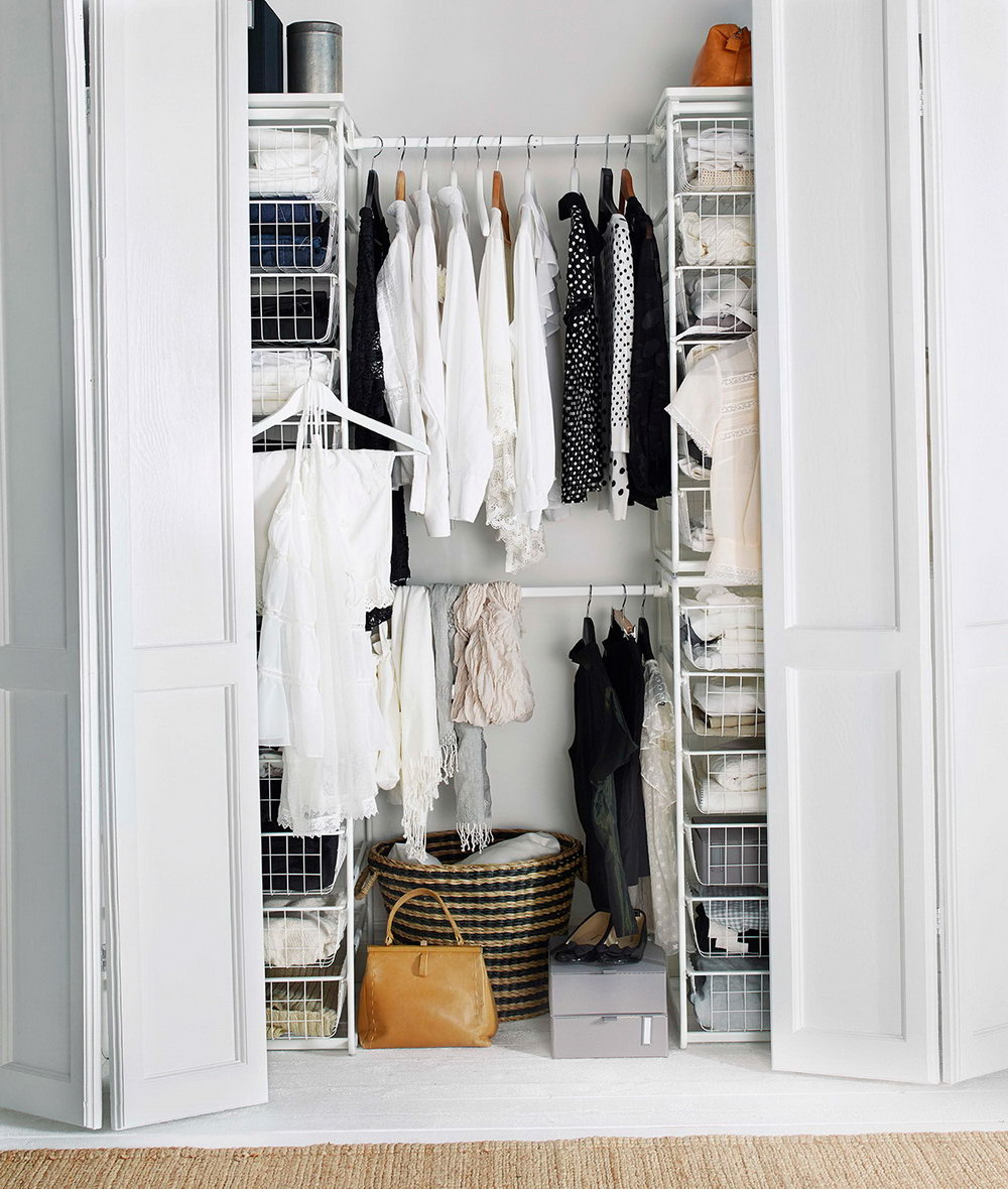 Ikea Closet System Ideas