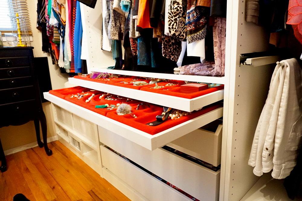 Ikea Closet System Pax