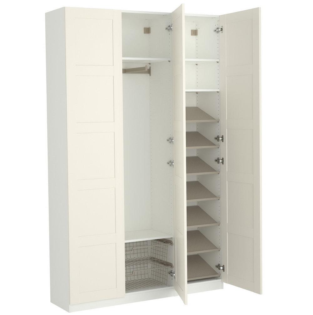 Ikea Closet System With Doors
