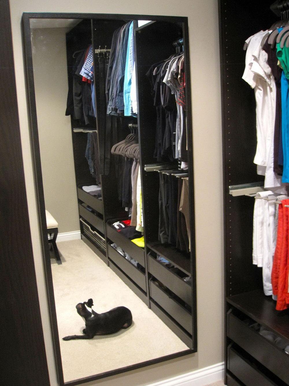 Ikea Pax Closet Hack
