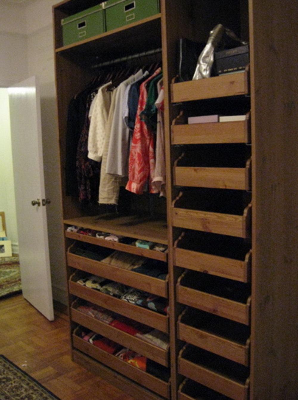 Ikea Pax Closet System