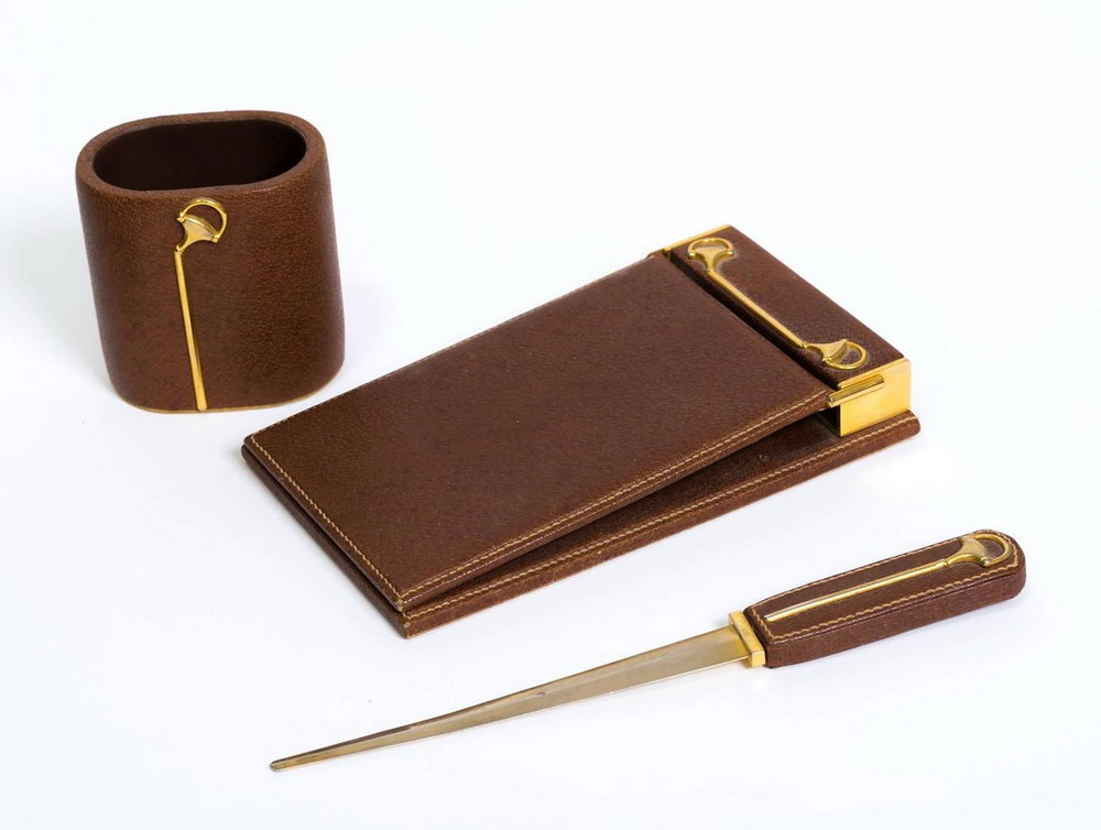 Leather Desk Accessories India