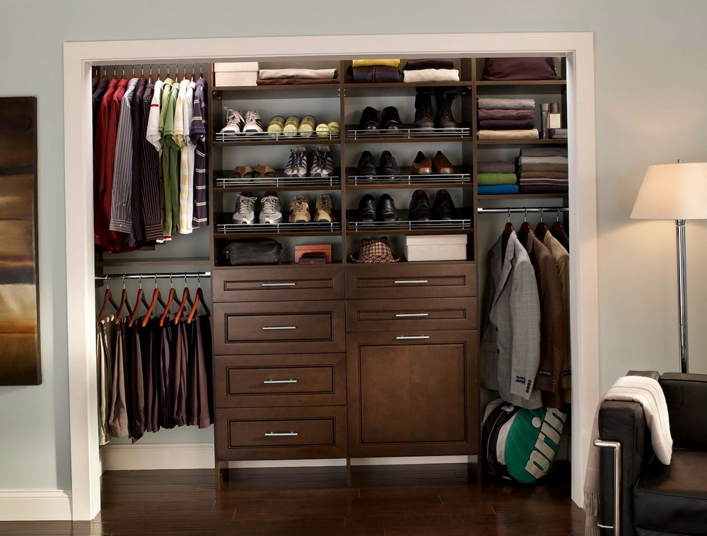 Lowes Closet Systems Allen Roth