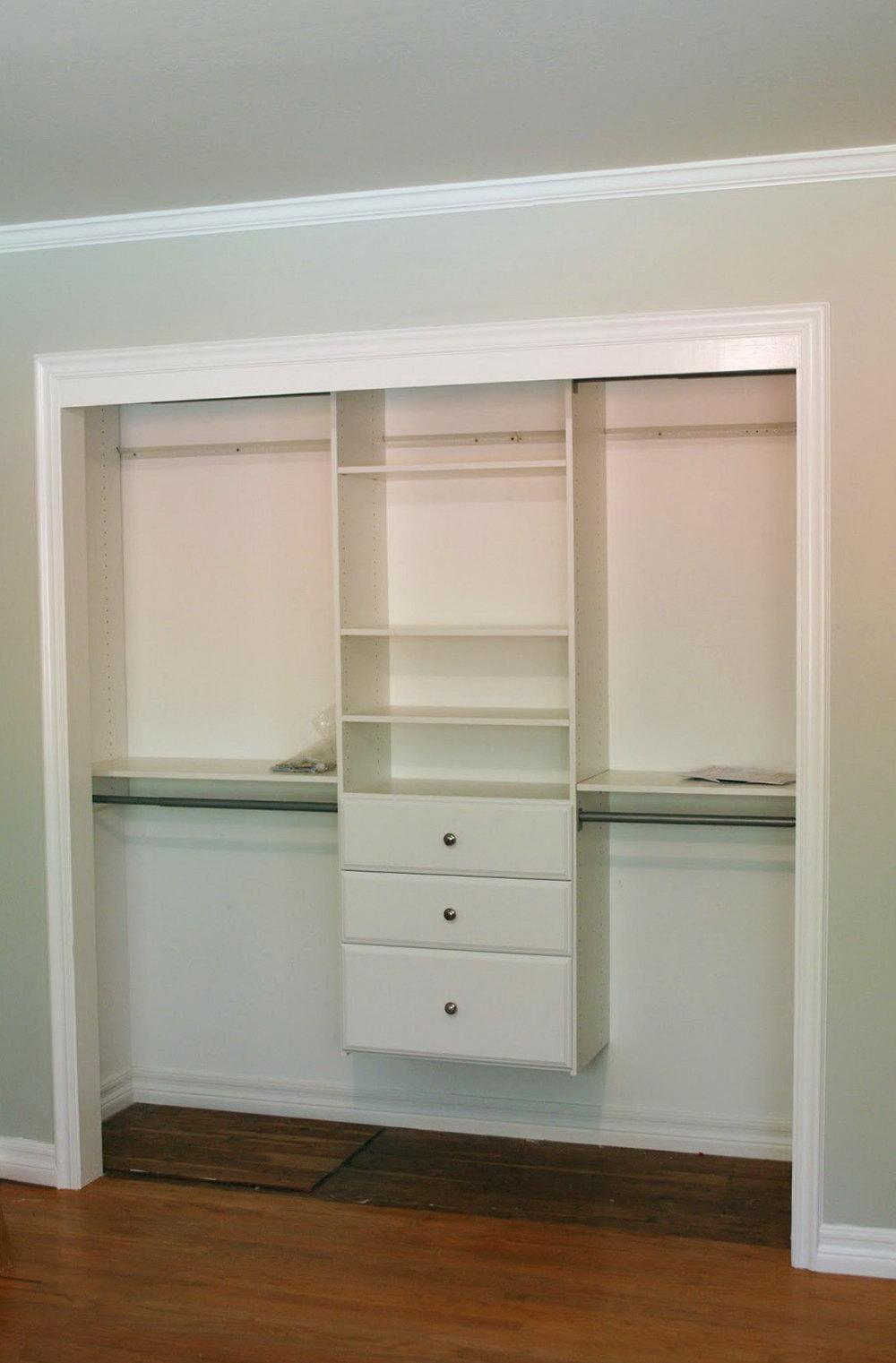 Martha Stewart Closet System