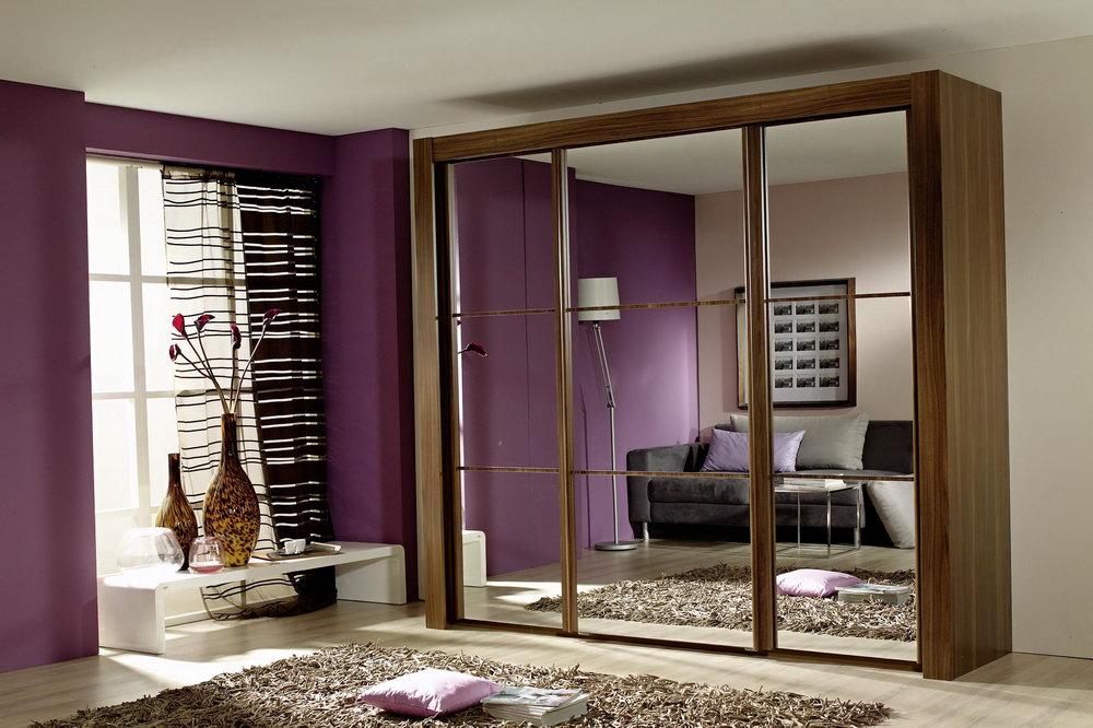 Modern Glass Closet Doors