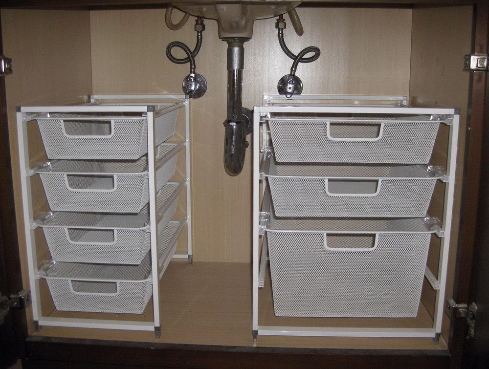 Organizer For Bathroom Cabinets