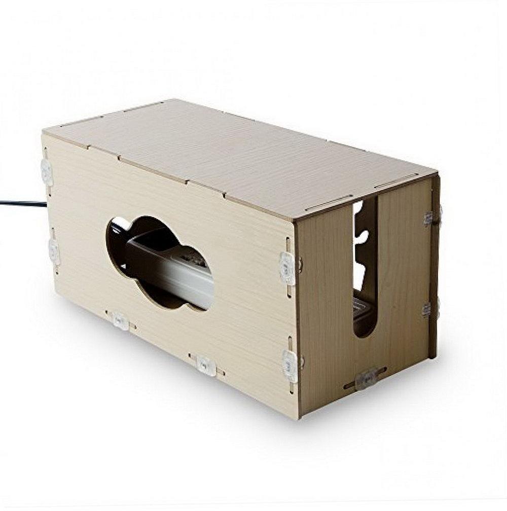 Power Strip Organizer & Storage Box