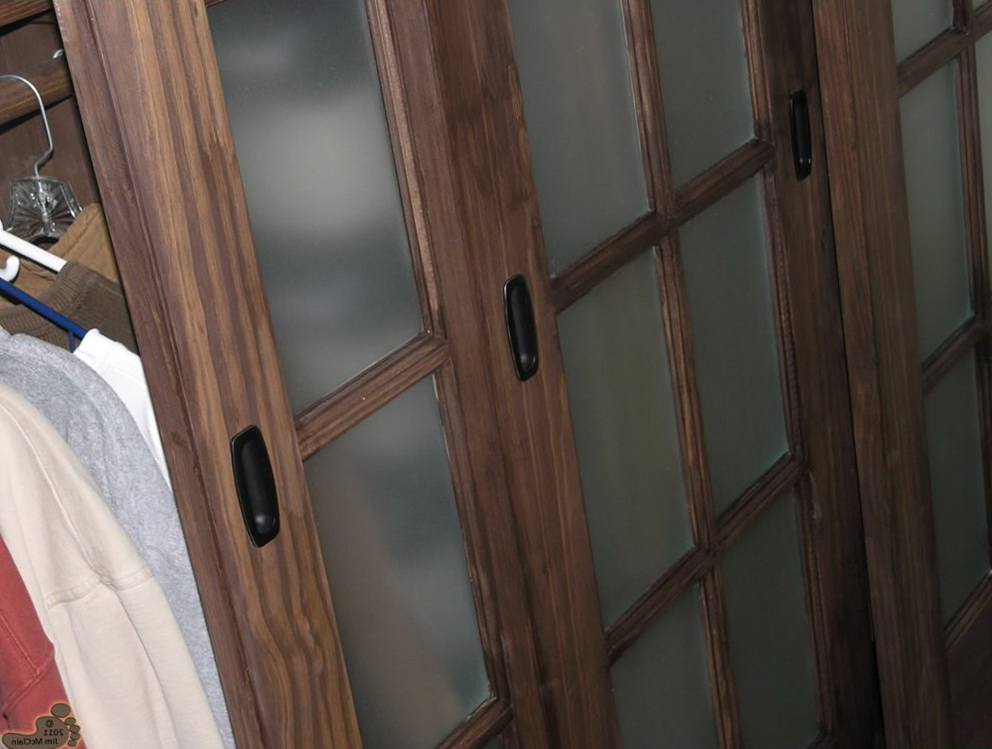 Sliding Closet Door Knobs