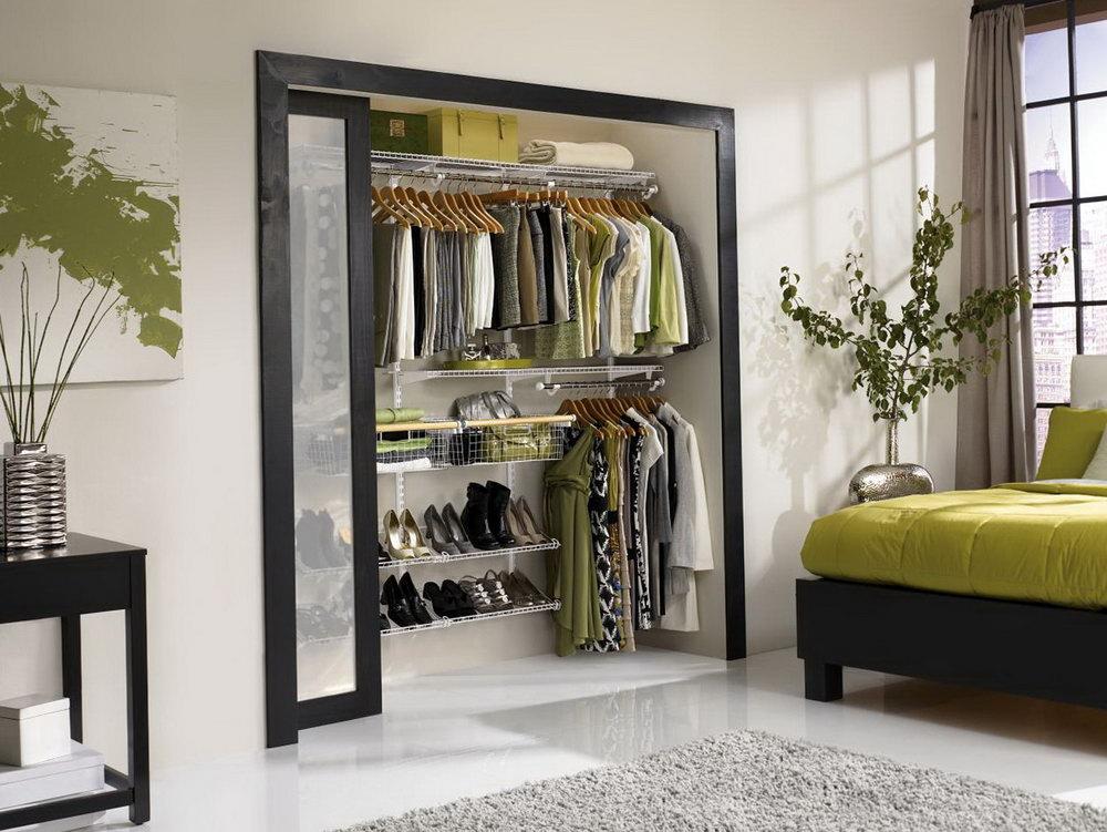 Small Closet Storage Systems