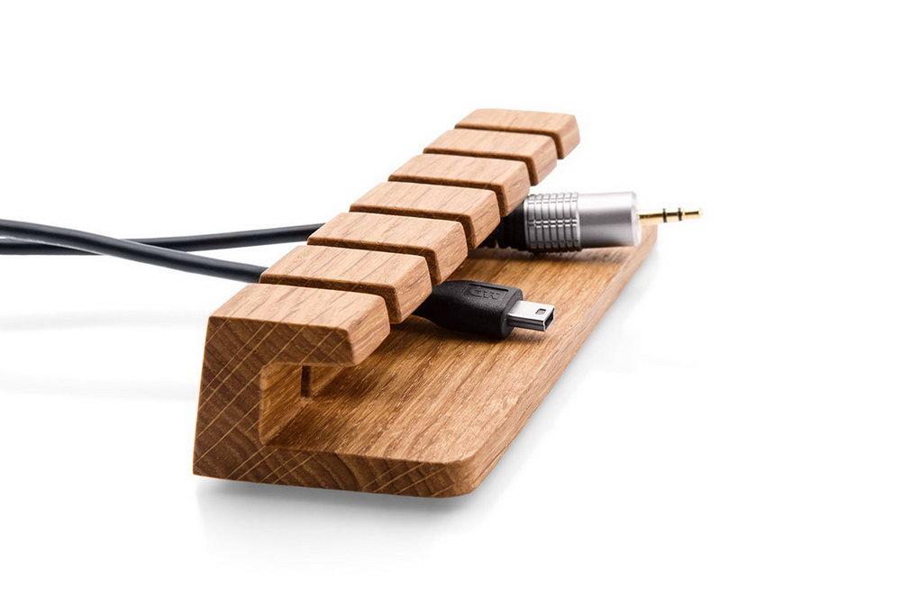 Usb Cable Organizer Desk