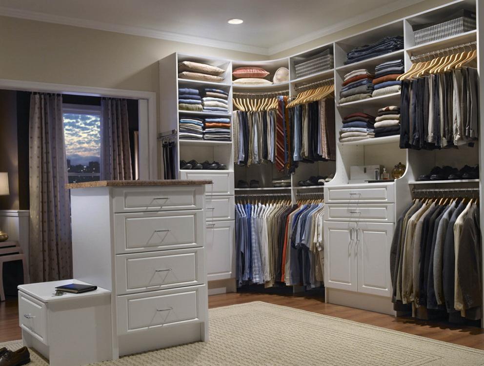 Walk In Closet Design For Men