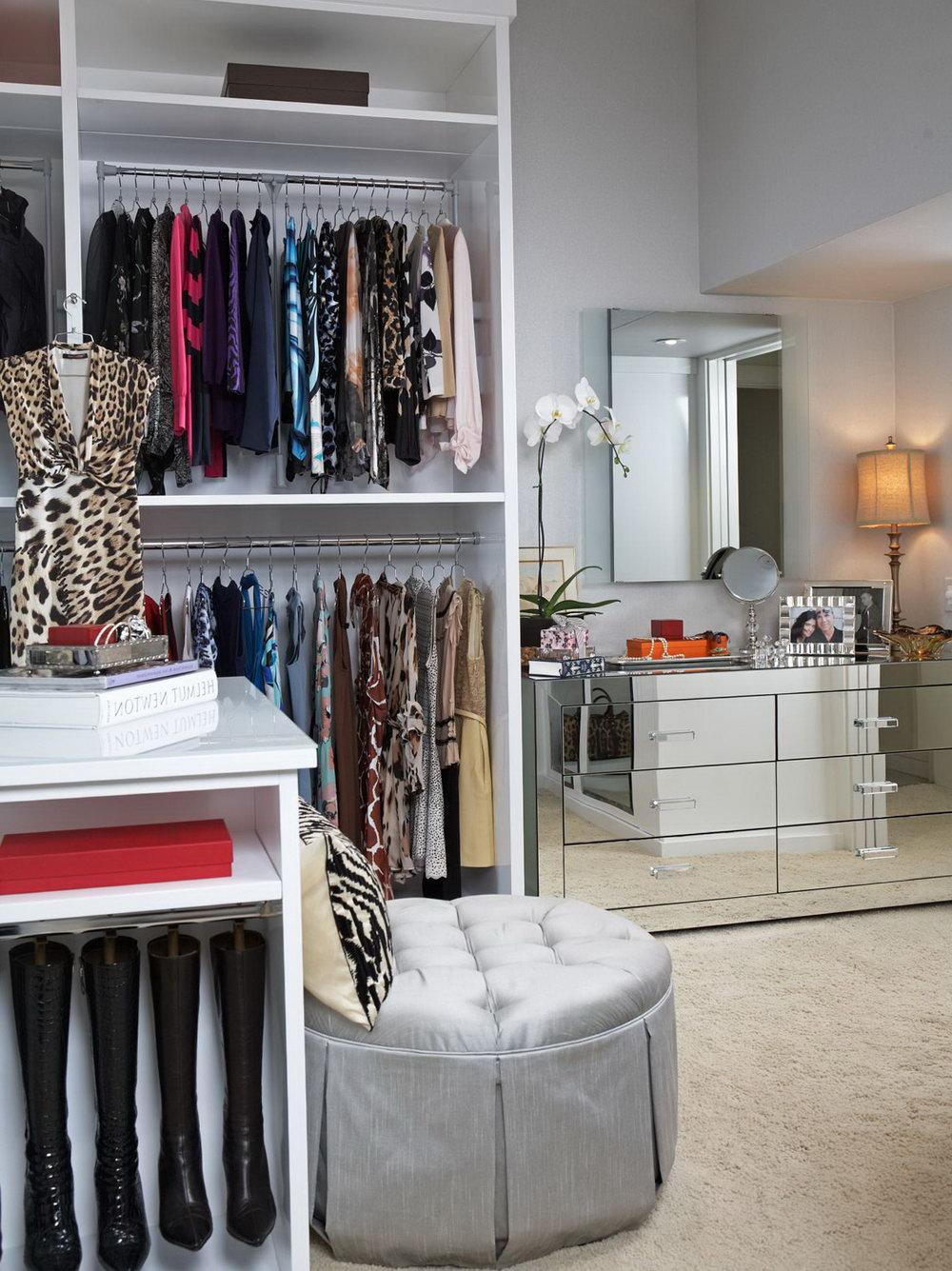 Walk In Closet Design Small