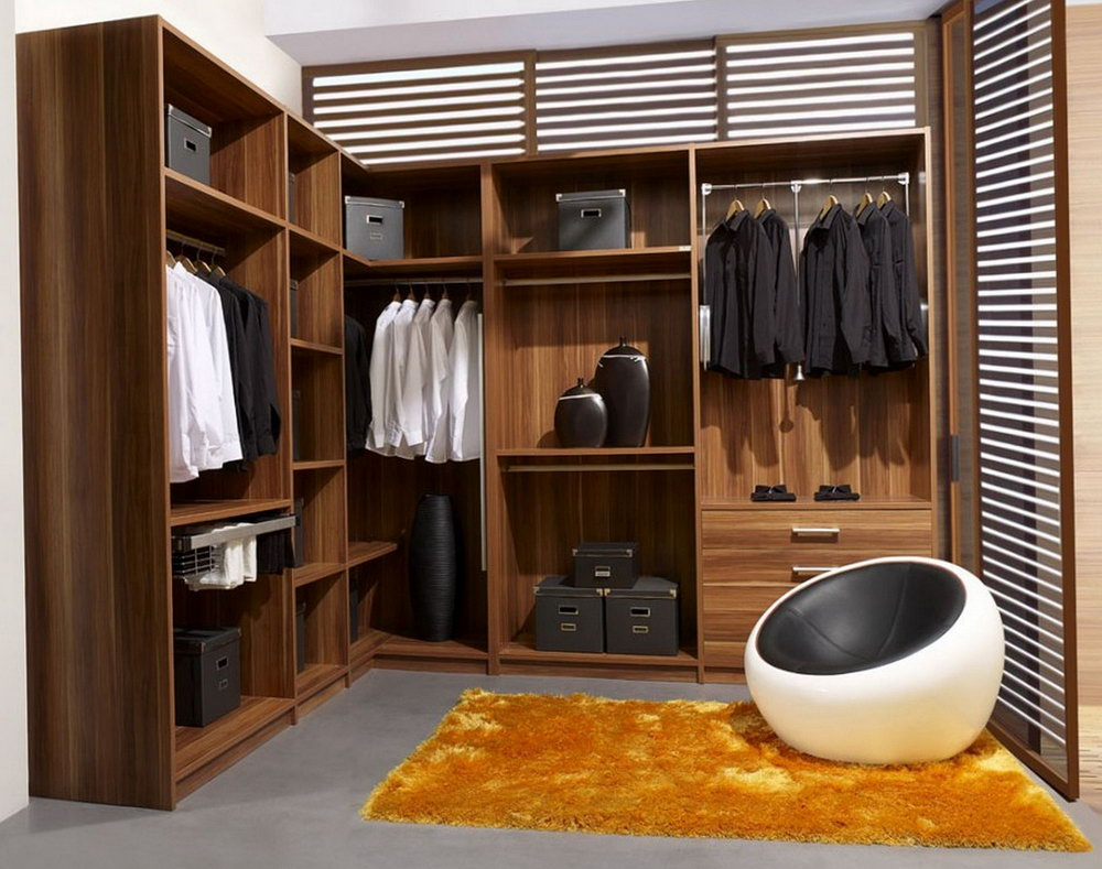 Walk In Closet Ideas For Small Bedroom