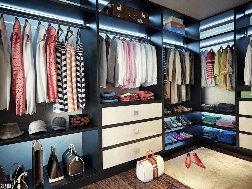Walk In Closets Ideas