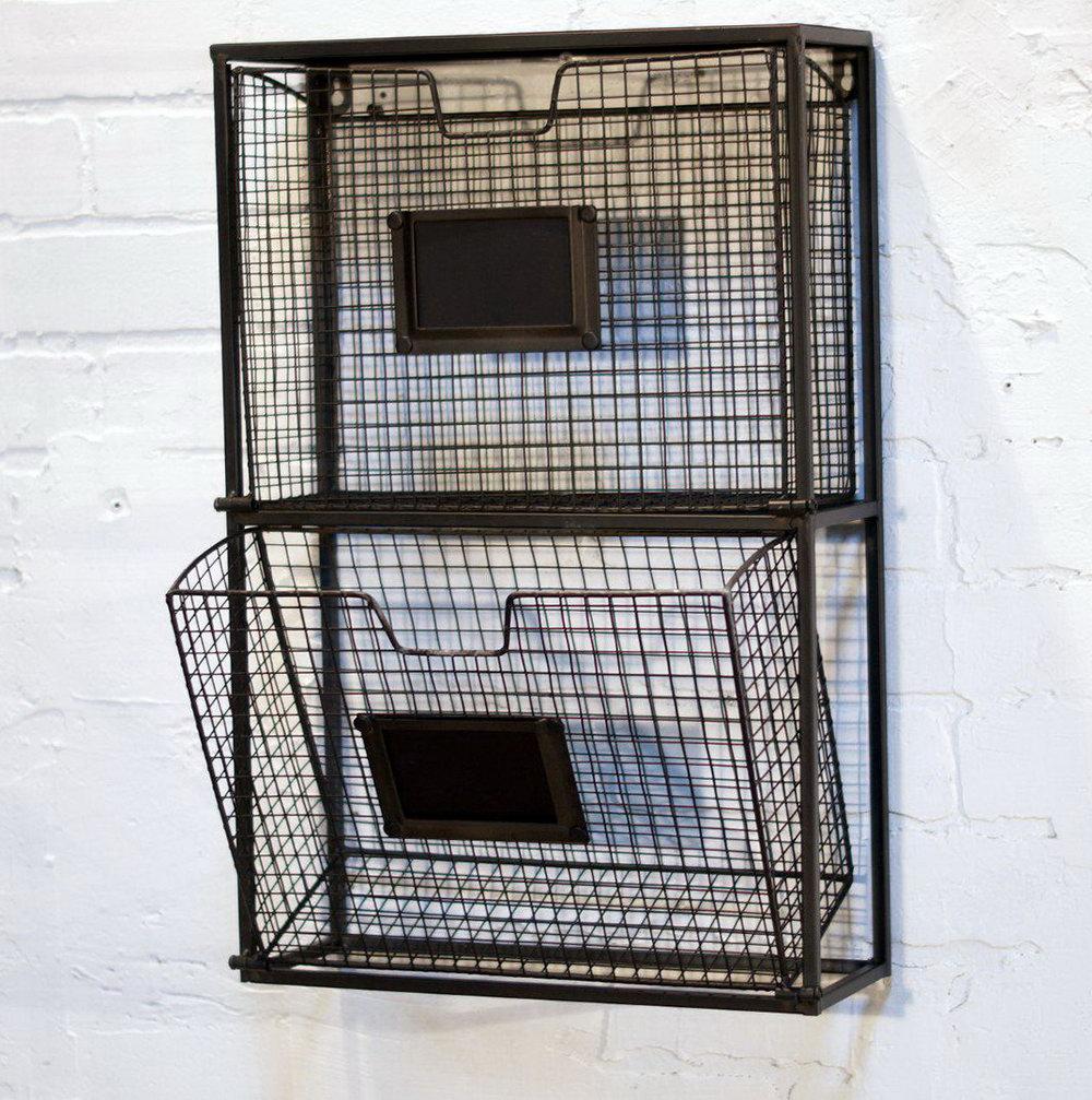 Wall Pocket Storage Organizer