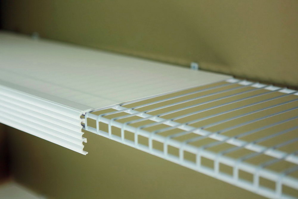 Wire Closet Shelving Covers