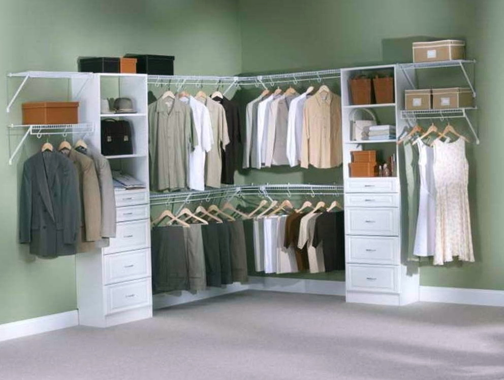 Allen Roth Closet Systems Design