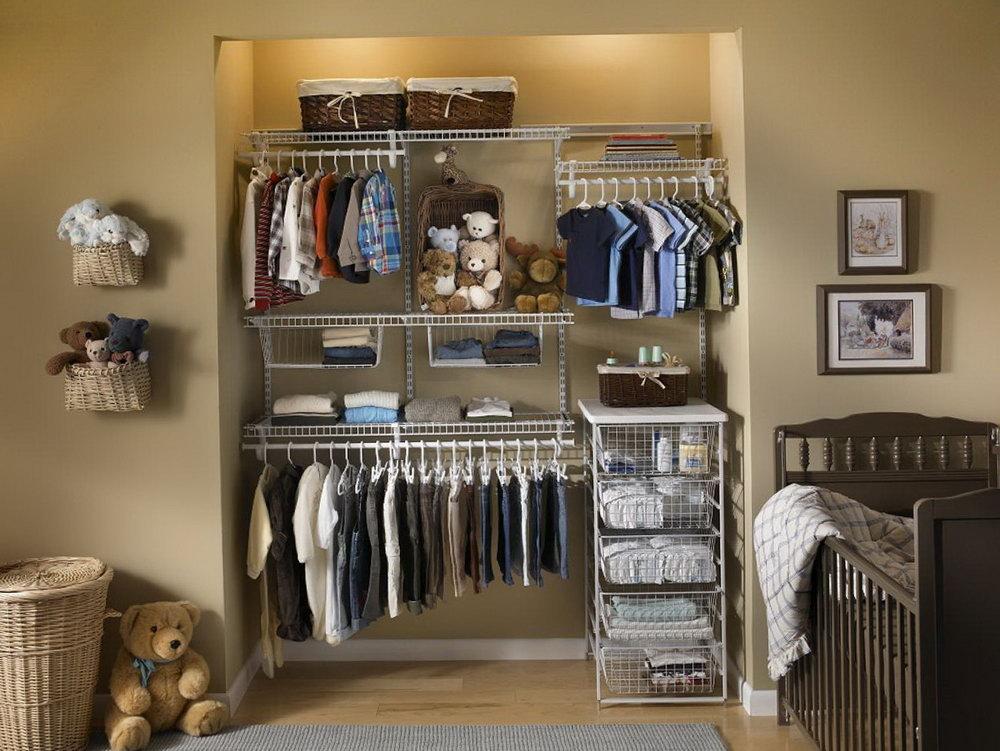 Baby Boy Closet Ideas
