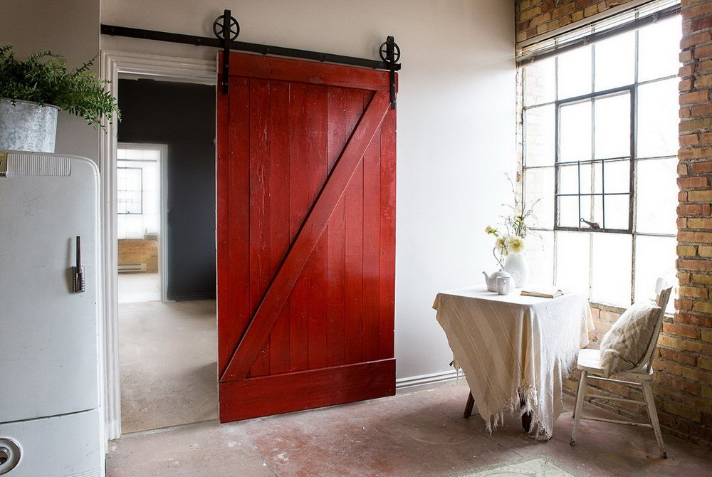 Barn Door Closet Door Ideas