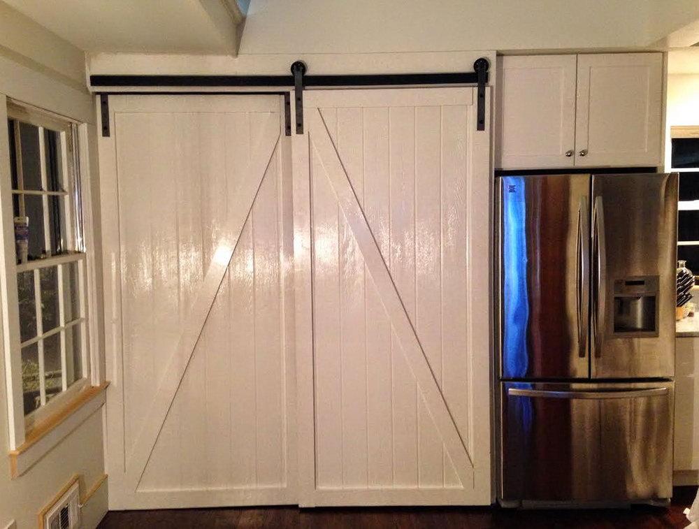 Barn Door Closet Hardware