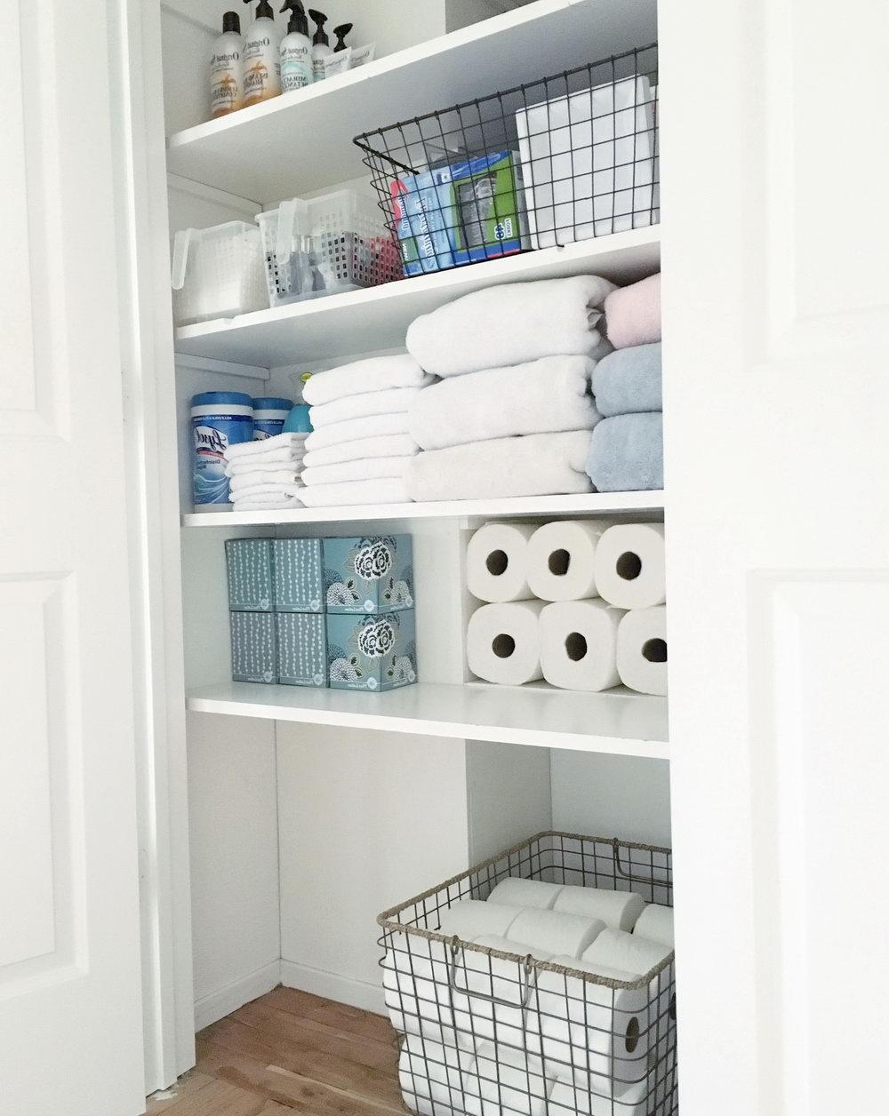 Bathroom Closet Ideas Pictures