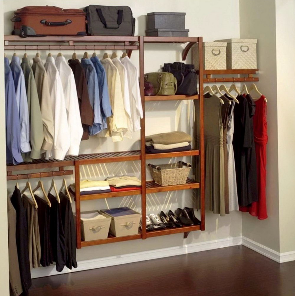 Bedroom Closet Ideas Small Closet
