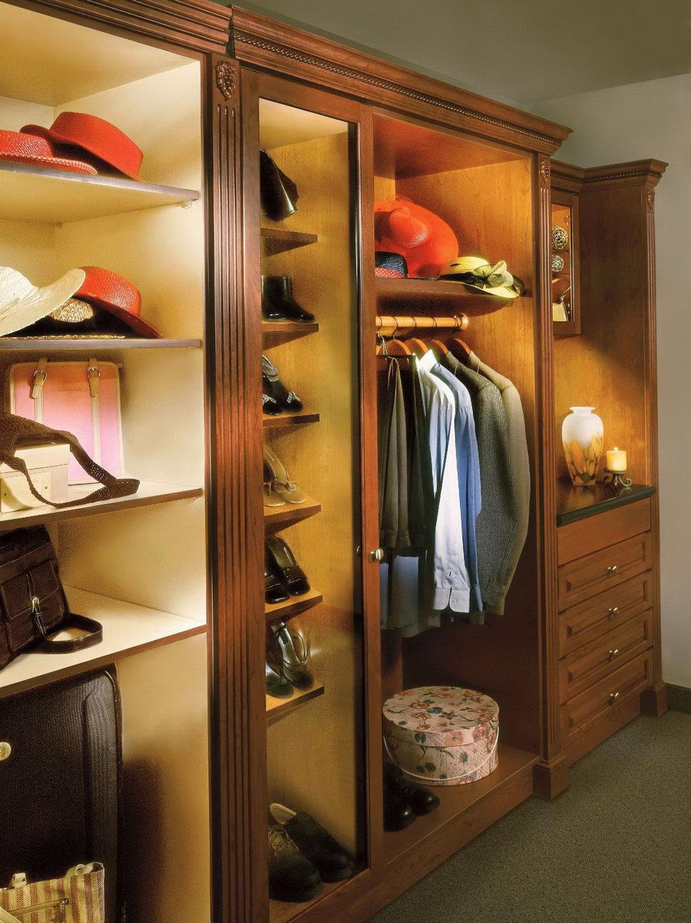 Bedroom Closet Light Fixtures