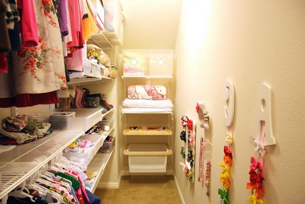 Best Way To Organize A Child's Closet