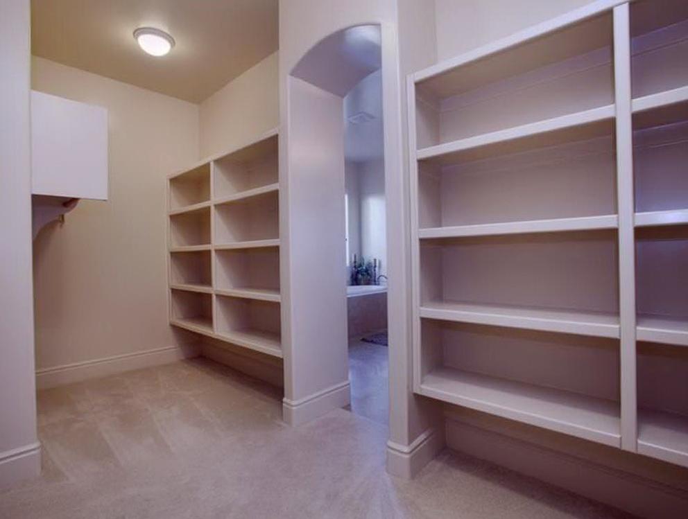Building Closet Shelves With Melamine