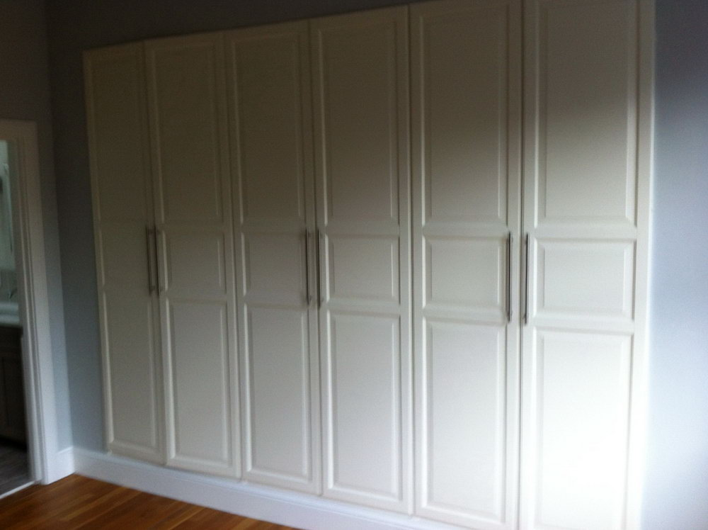 Built In Closets For Master Bedroom