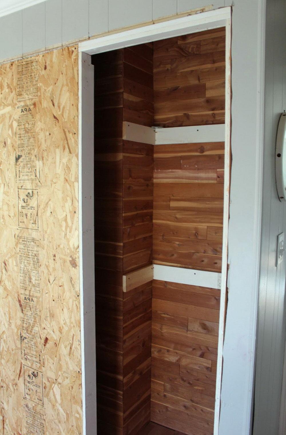 Cedar Closet Liner Canada
