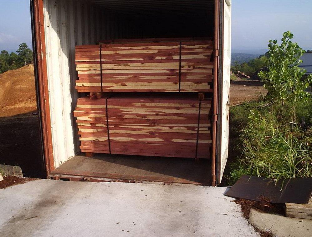 Cedar Closet Liner Panels