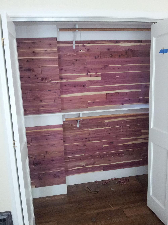 Cedar Closet Planks Best Price