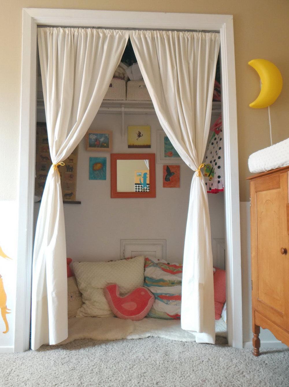 Closet Curtains For Kids