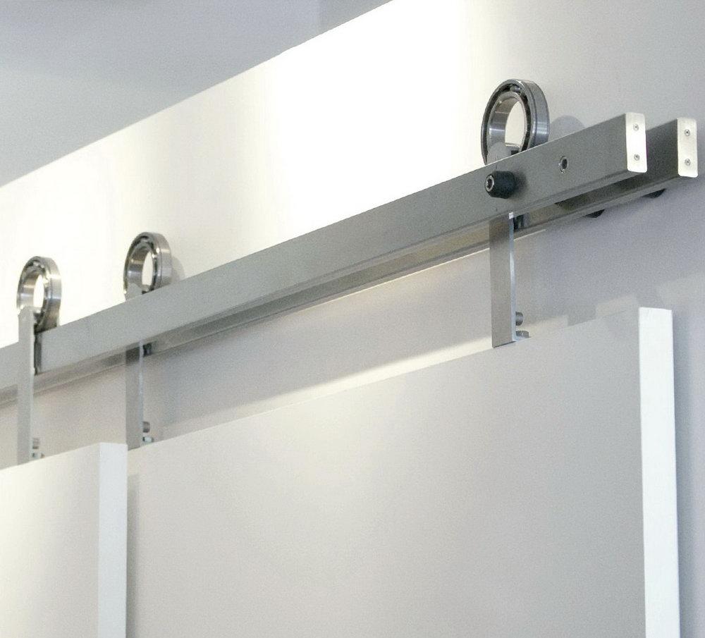 Closet Door Track Systems