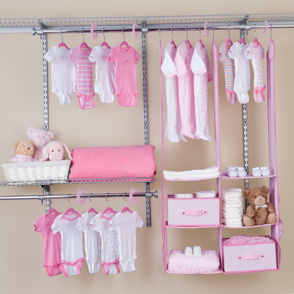Closet For Baby Room